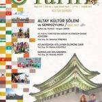 Türk Dünyası Tarih Kültür Dergisi – Kasım 2017
