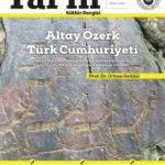 Türk Dünyası Tarih Kültür Dergisi – Ocak 2018