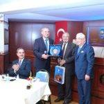 İstanbul Esnaf Ve Sanatkârlar Odasının İkramına Katıldık