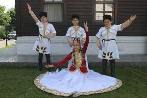 21. Türk Dünyası Çocuk Şöleni Burana Kulesi Açılışı