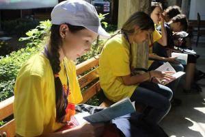 21. Türk Dünyası Çocuk Şöleni Geliş Çuvaşistan
