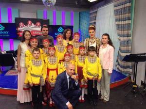 21. Türk Dünyası Çocuk Şöleni Tek Rumeli TV