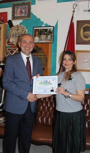 22. Türk Dünyası Çocuk Şöleni - Kabul