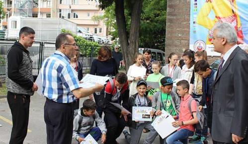 22. Türk Dünyası Çocuk Şöleni - Gidişler