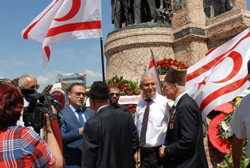 Kıbrıs Barış Harekatı'nın 43. Yıldönümünü Kutladık