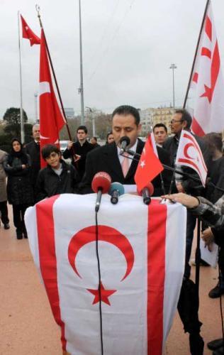 Kuzey Kıbrıs Türk Cumhuriyeti'nin Kuruluşunun 31. Yıldönümünü  Kutladık