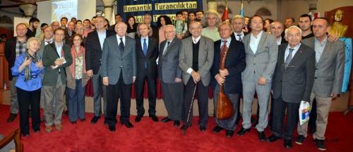 Turan Kültür Merkezi - Romantik Turancılıktan Akılcı Turancılığa