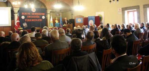 Turan Kültür Merkezi - Suriye Gerçeğinde Ortadoğu Türkmenleri