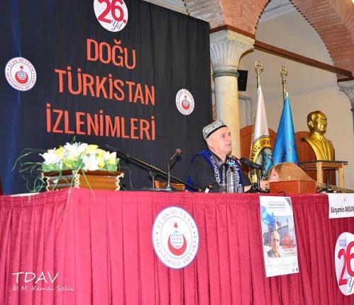 Turan Kültür Merkezi - Doğu Türkistan İzlenimleri
