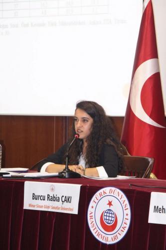 Turan Kültür Merkezi - Atatürk ve Türk Gençliği