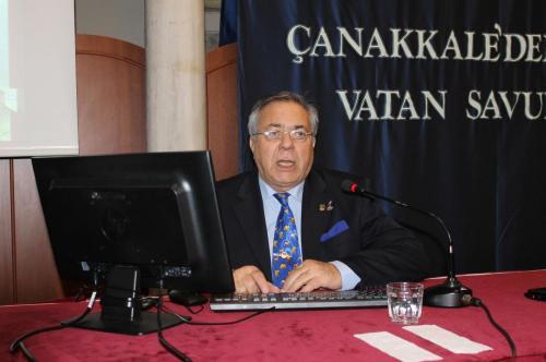 Turan Kültür Merkezi - Çanakkale'den Afrin'e  Vatan Savunmamız