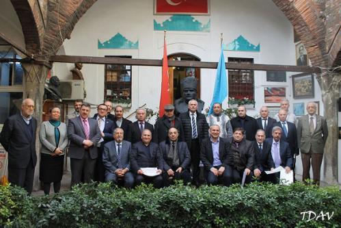 Azerbaycan Devlet İktisat Üniversitesi Akademik Heyetini Ağırladık