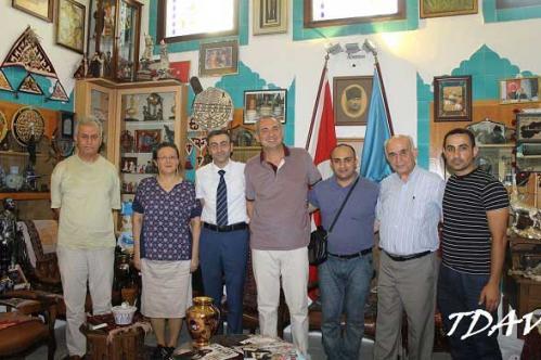 Azerbaycanlı Ziyaretçilerimiz